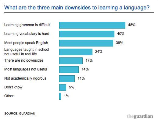 Youth language learning